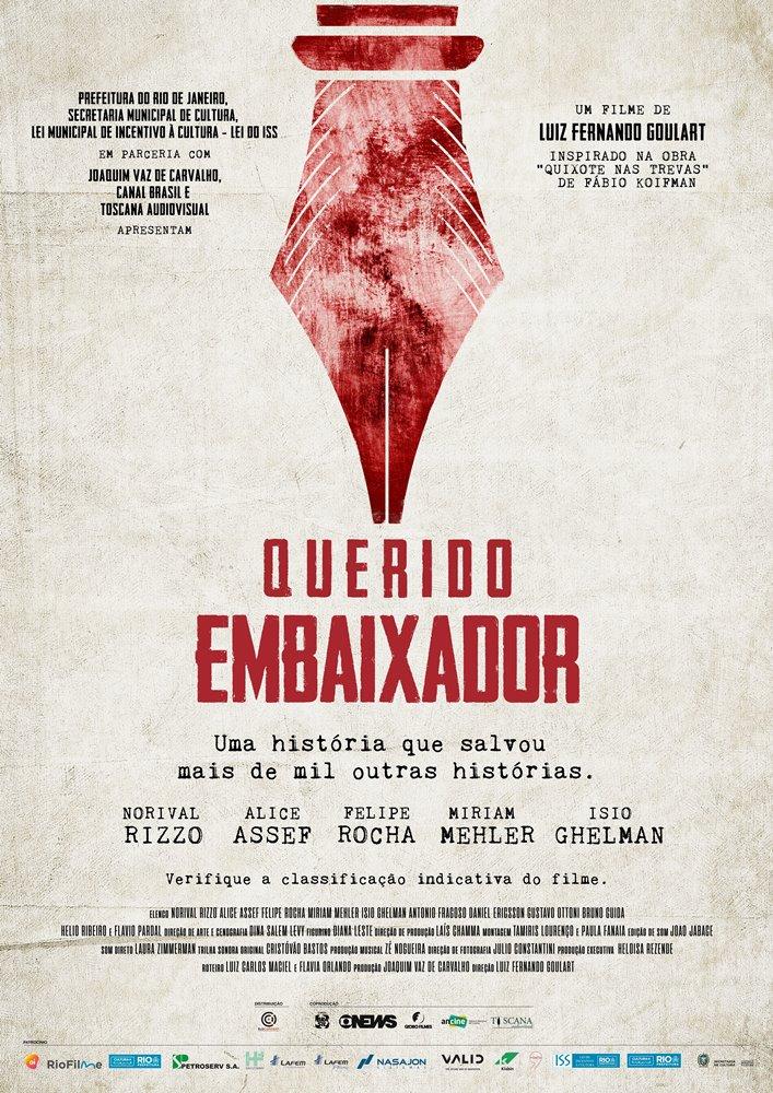 Poster de Querido Embaixador