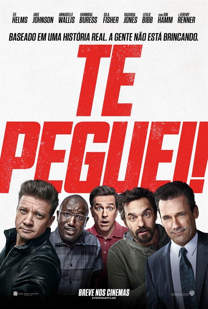 Poster de Te Peguei