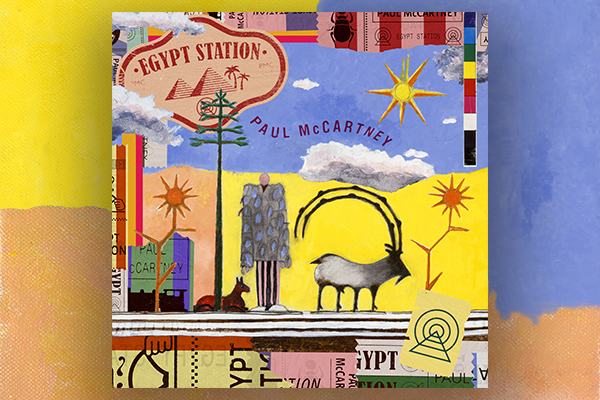 Paul McCartney comenta faixas de seu novo álbum, Egypt Station