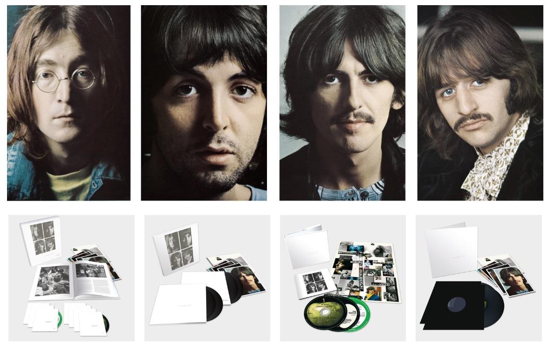 'Álbum Branco', dos Beatles, ganha edição comemorativa com material inédito