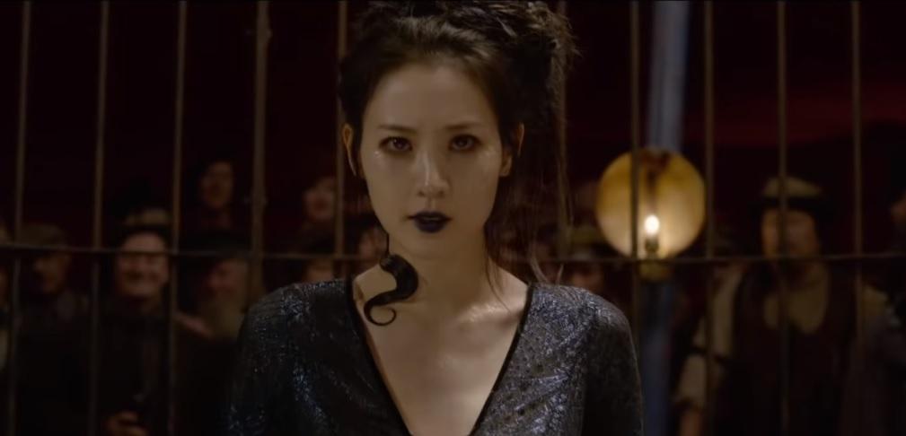 """Claudia Kim comenta aparição de Nagini em """"Animais Fantásticos: Os Crimes de Grindewald"""""""