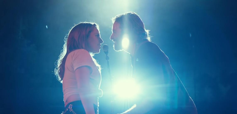 """Lady Gaga e Bradley Cooper fazem dueto em Shallow, de """"Nasce uma Estrela"""""""