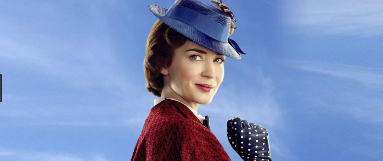 O Retorno de Mary Poppins ganha primeiro trailer; assista