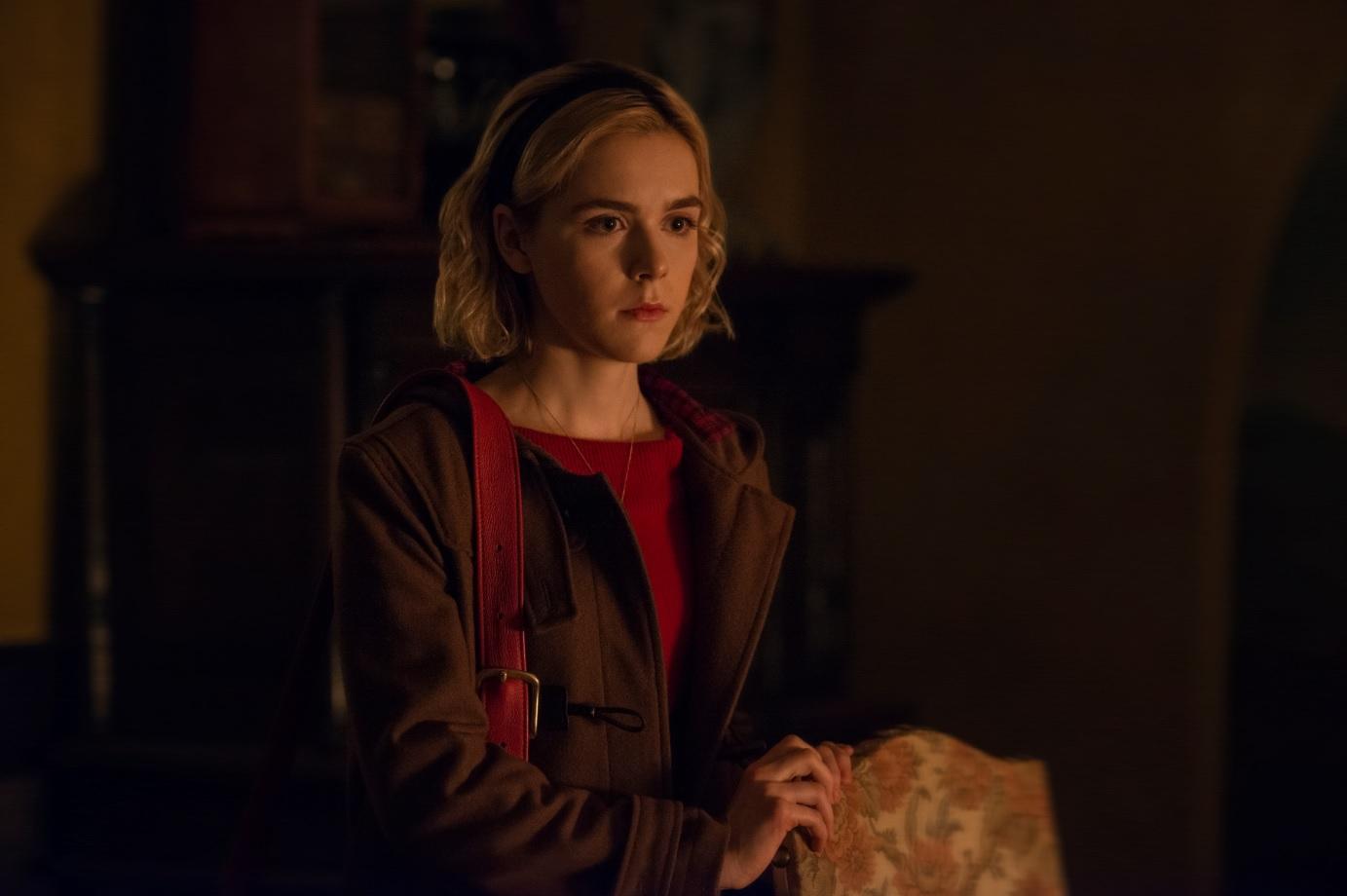 Netflix divulga primeiro teaser de O Mundo Sombrio de Sabrina