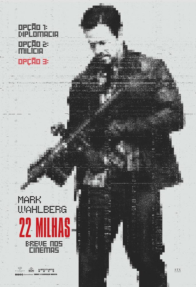 Poster de 22 Milhas