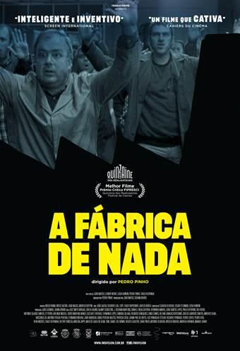 Poster de A Fábrica de Nada