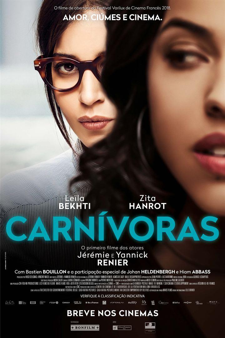 Poster de Carnívoras