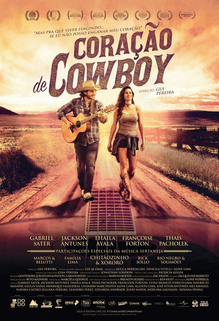 Poster de Coração de Cowboy