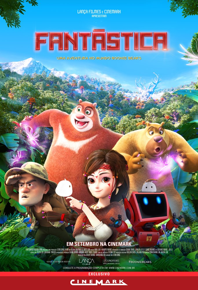 Poster de Fantástica