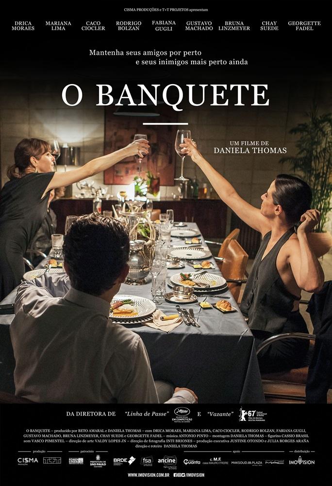 Poster de O Banquete