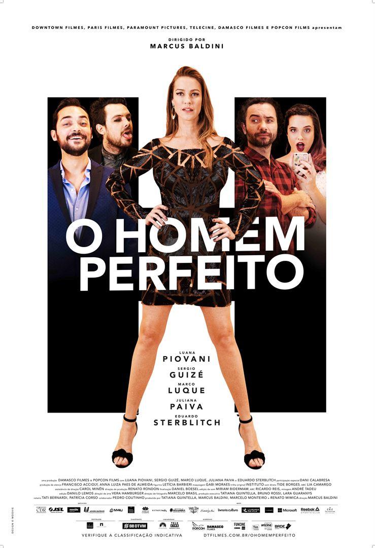 Poster de O Homem Perfeito