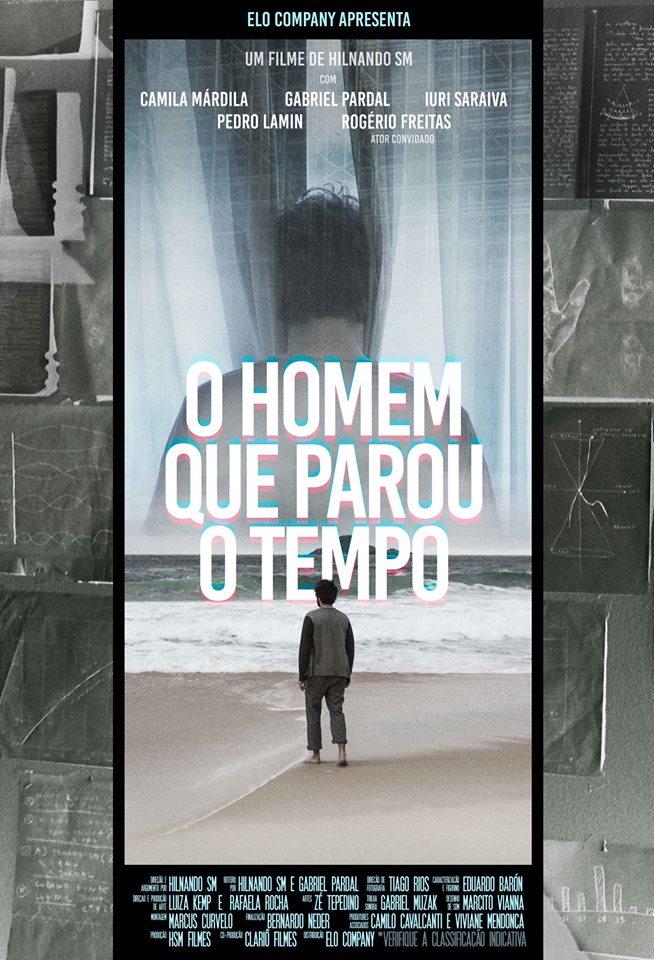 Poster de O Homem que Parou o Tempo