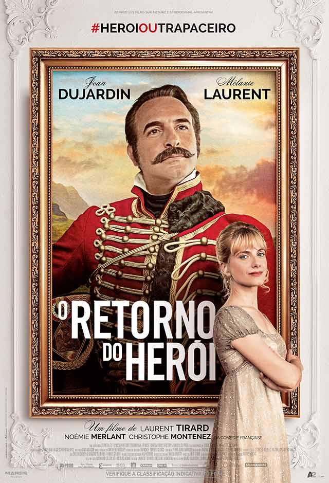 Poster de O Retorno do Heroi