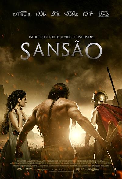 Poster de Sansão