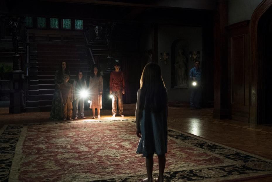 Como foi gravado o fatídico 6º episódio de A Maldição da Residência Hill
