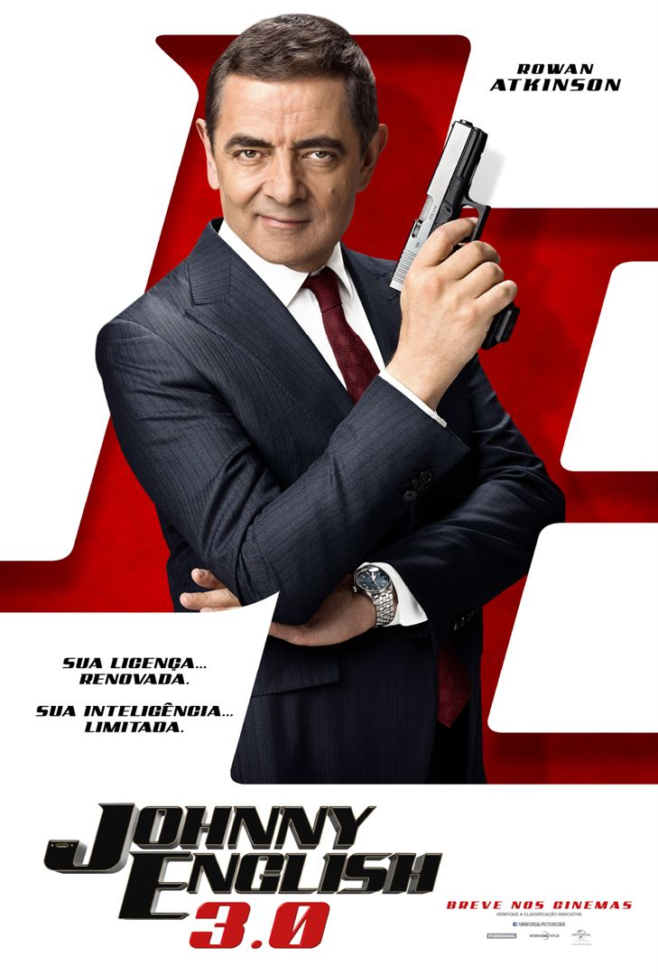 Poster de Johnny English 3.0