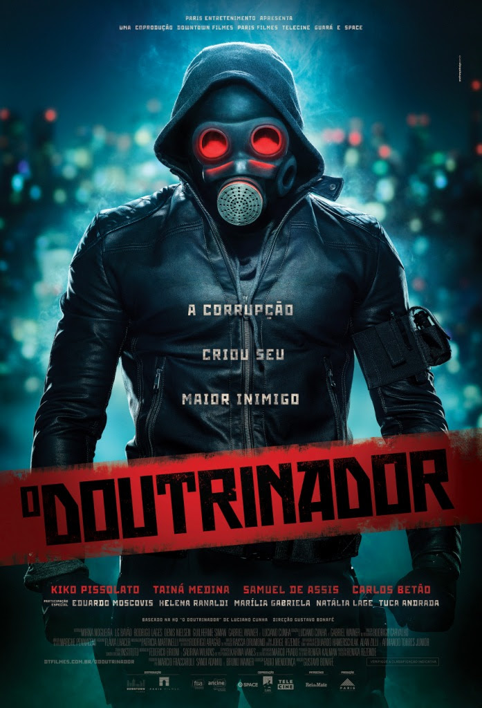 Poster de O Doutrinador