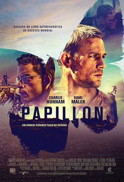 Poster de Papillon