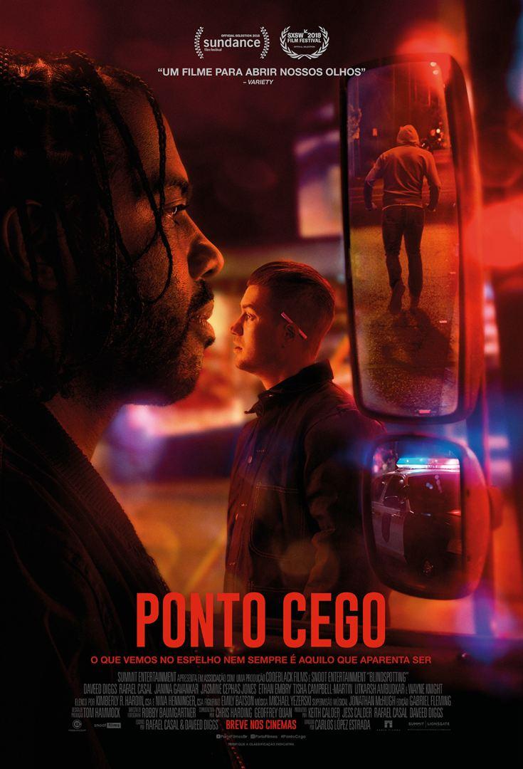 Poster de Ponto Cego