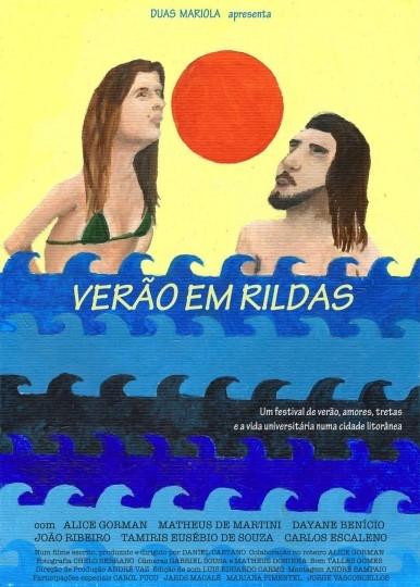 Poster de Verão em Rildas