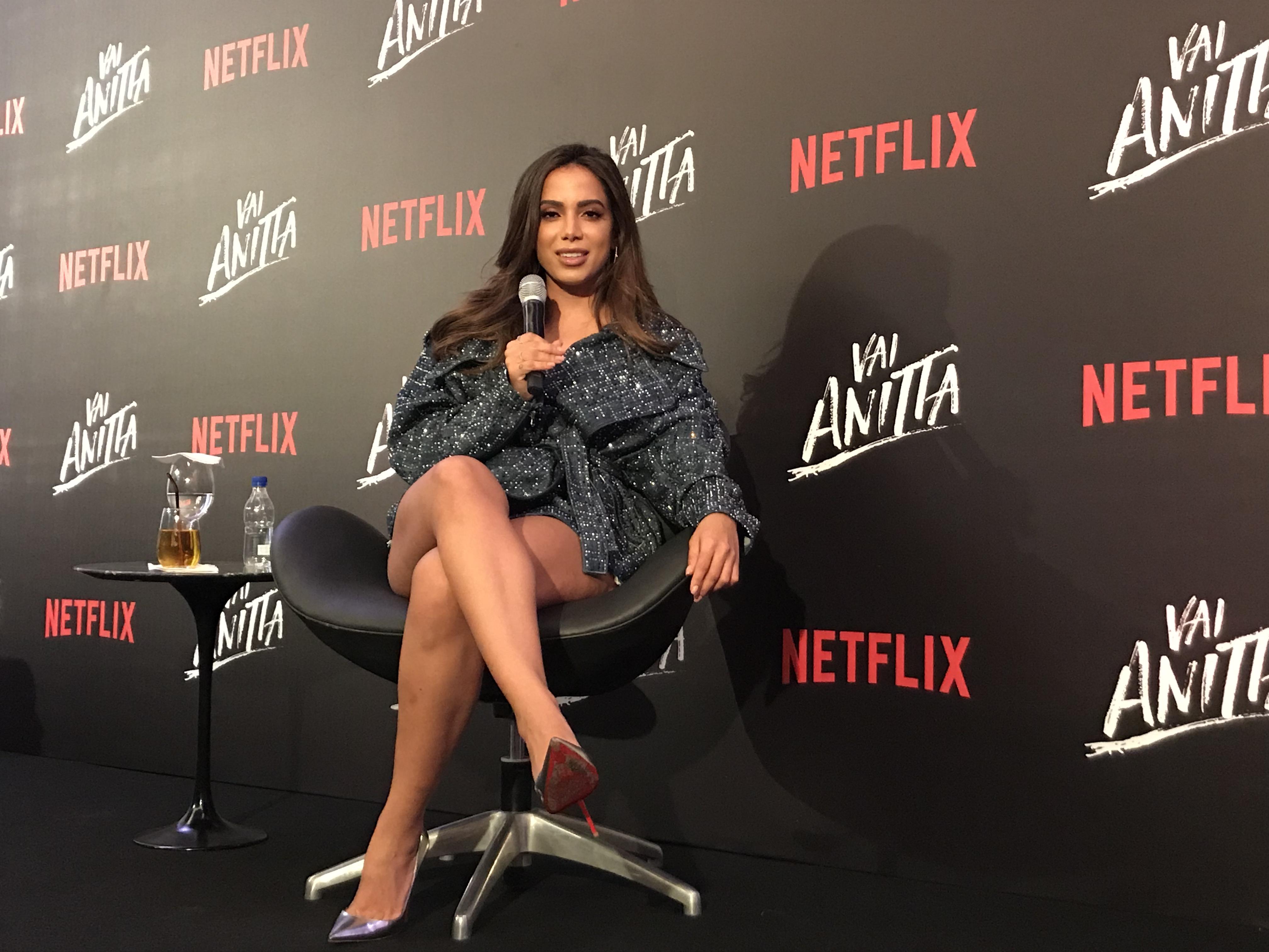 Meio reality, meio documentário, Vai Anitta estreia nesta sexta na Netflix