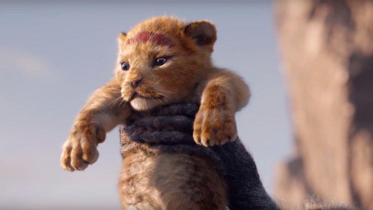 Disney divulga primeiro trailer de live-action O Rei Leão