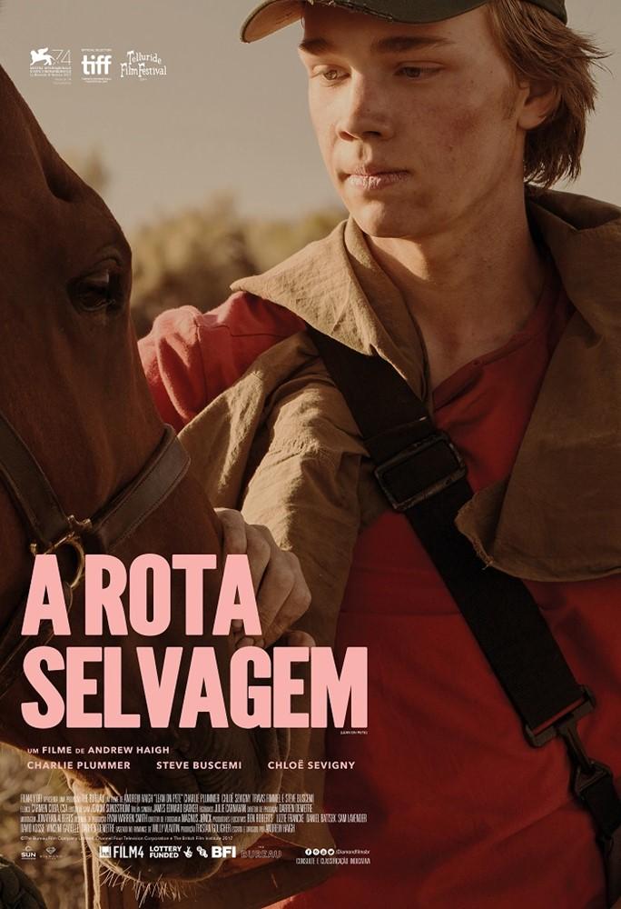 Poster de A Rota Selvagem
