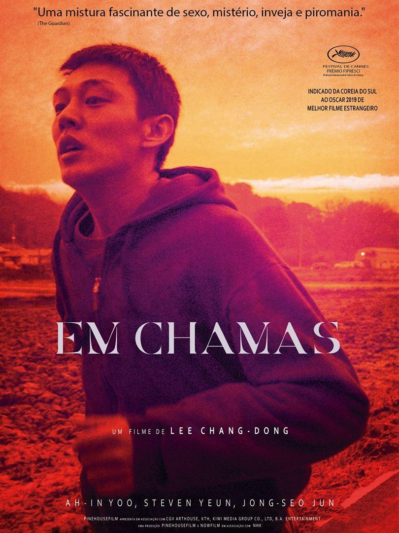 Poster de Em Chamas