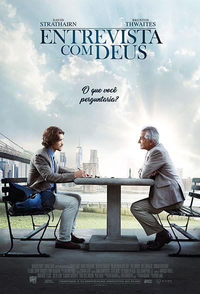 Poster de Entrevista com Deus