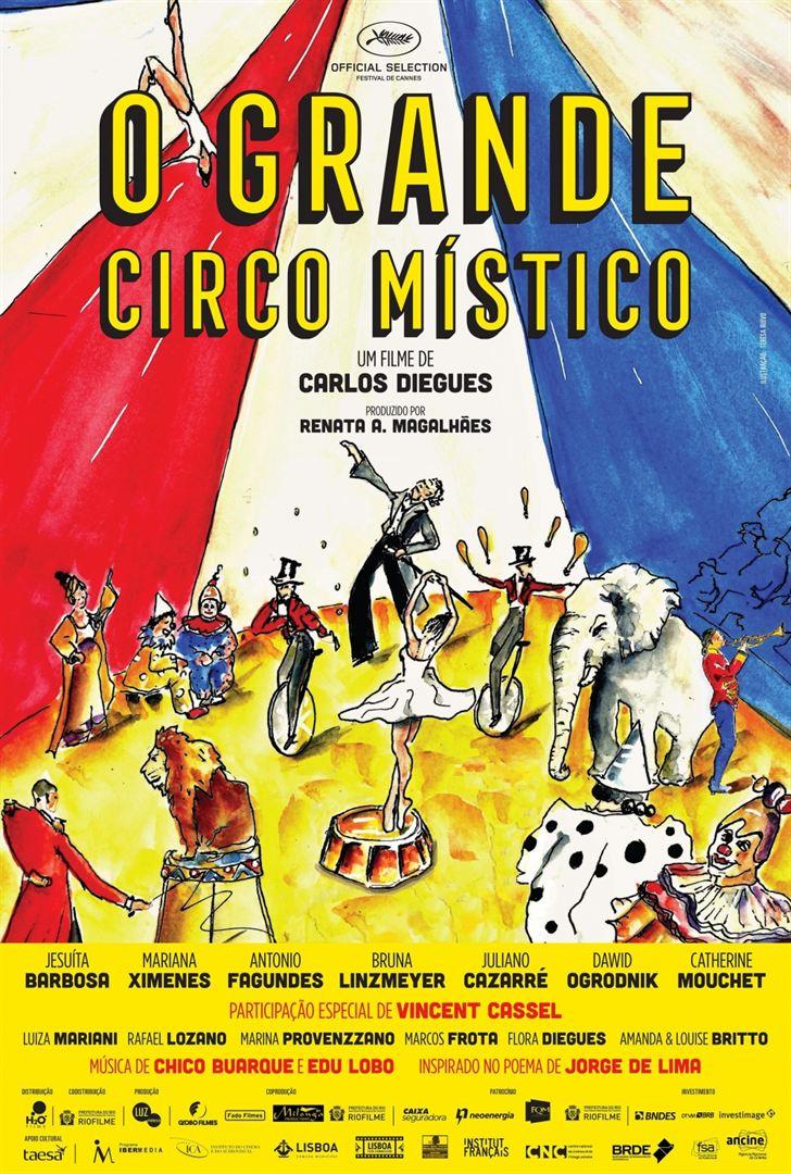 Poster de O Grande Circo Místico