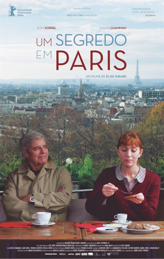 Poster de Um Segredo em Paris