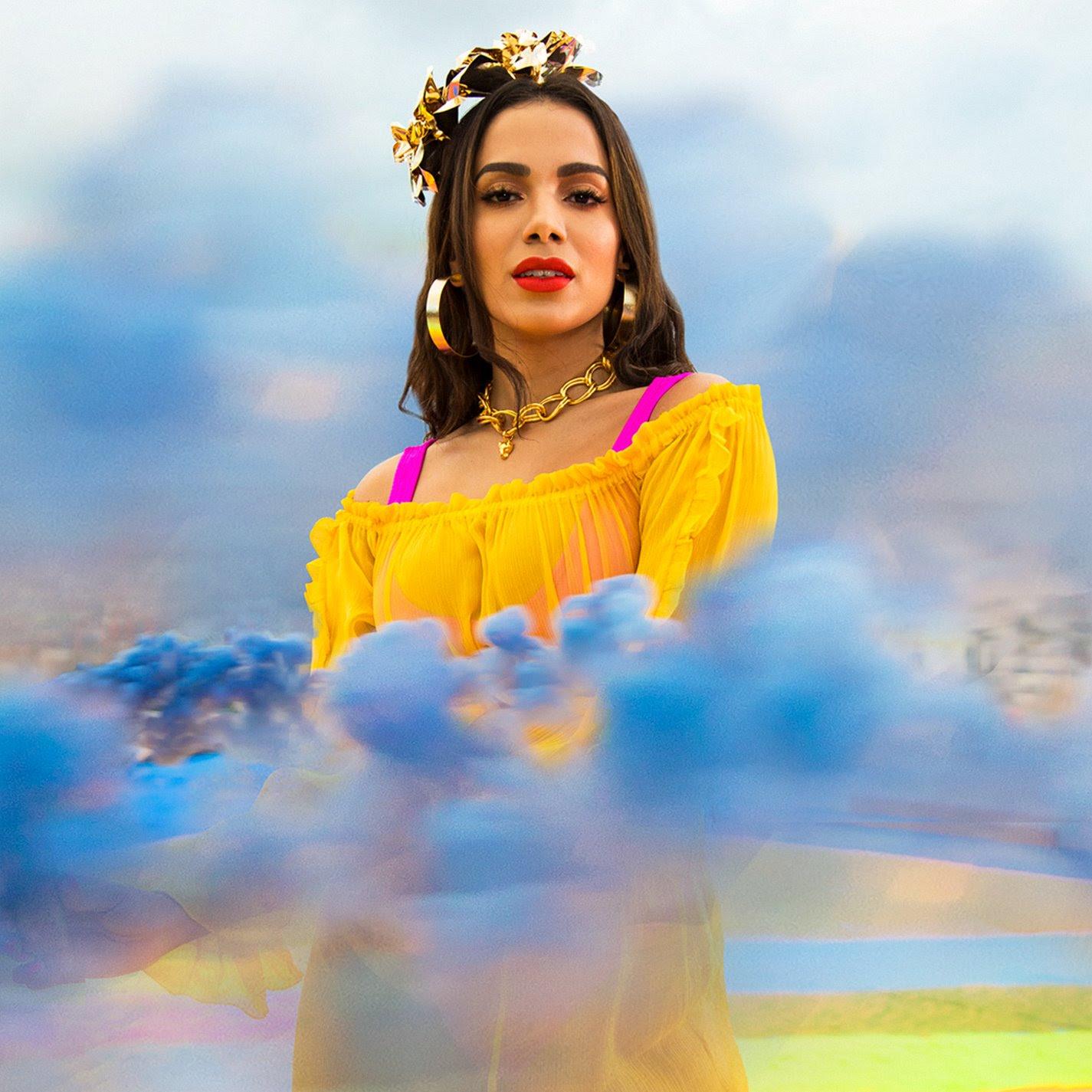 Anitta será uma das apresentadoras do Grammy Latino 2018
