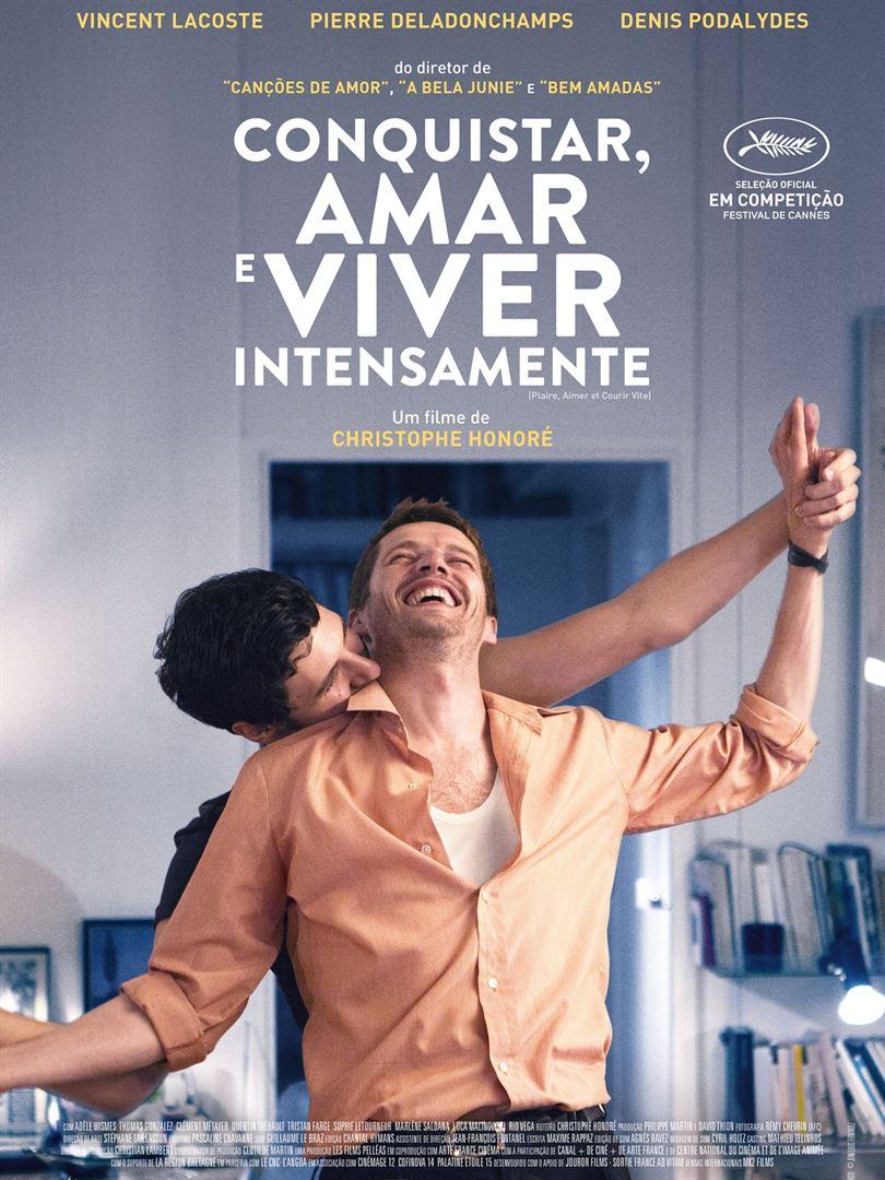 Poster de Conquistar, Amar e Viver Intensamente