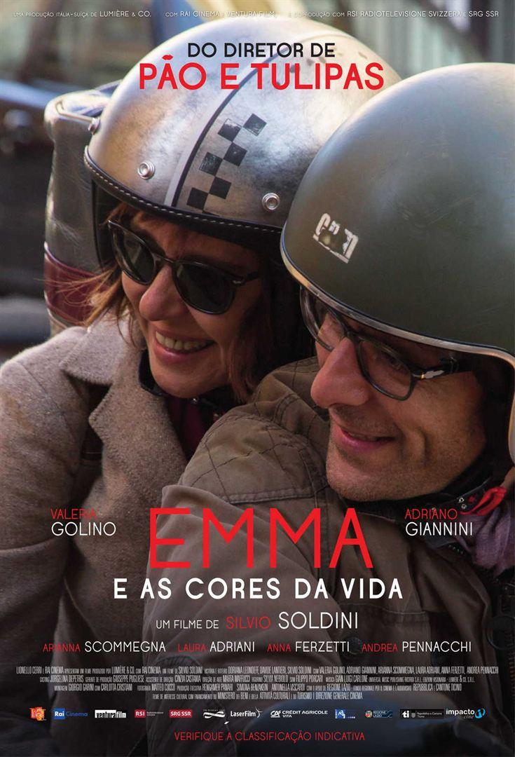 Poster de Emma e as Cores da Vida