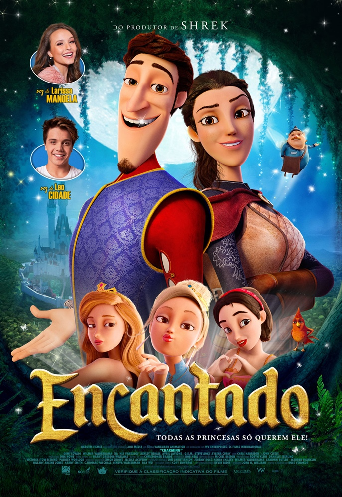 Poster de Encantado
