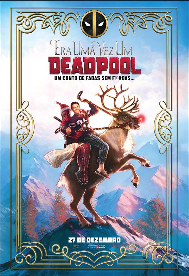 Poster de Era uma Vez um Deadpool