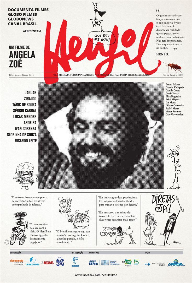 Poster de Henfil