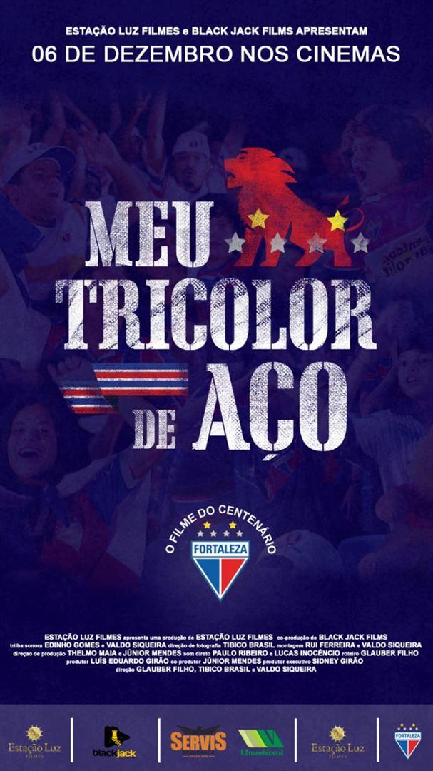Poster de Meu Tricolor de Aço