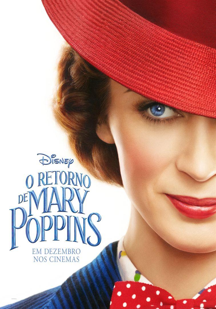 Poster de O Retorno de Mary Poppins