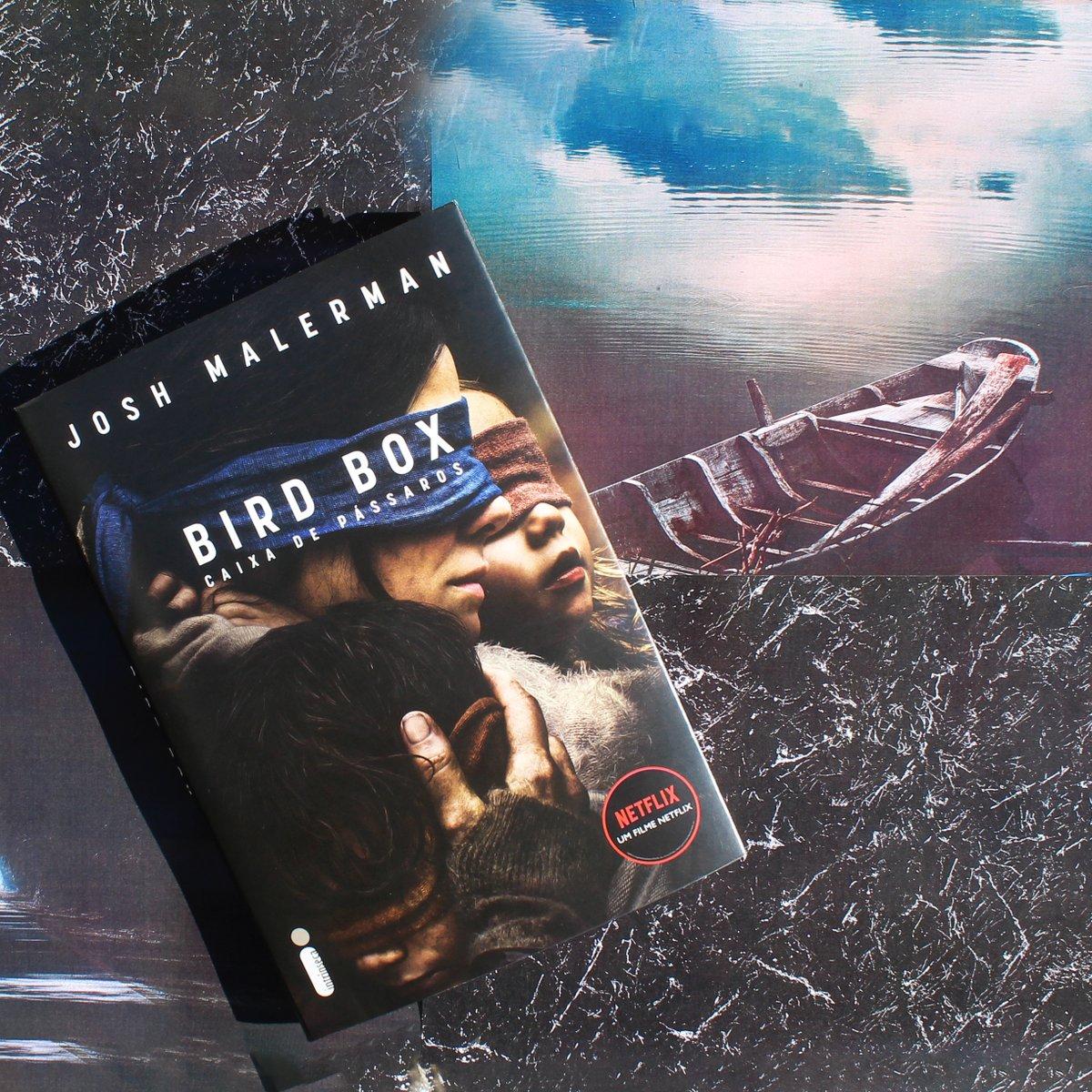 Resenha | Bird Box [Caixa de Pássaros], Editora Intrínseca (2015)