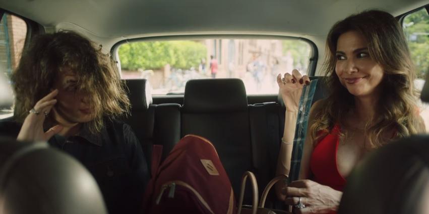 Sex Education: Lucas Jagger expõe micos de Luciana Gimenez em novo vídeo da Netflix