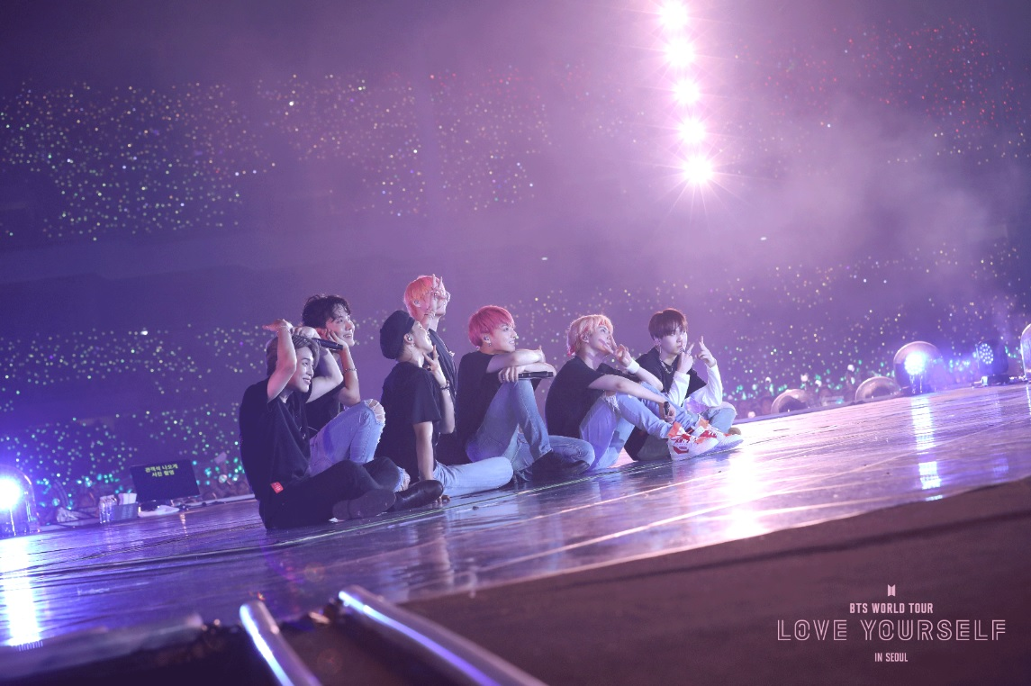 Bts Love Yourself Tour In Seoul Ganhara Novas Sessoes Na Uci