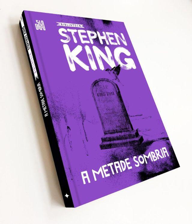 Suma anuncia nova edição de A Metade Sombria, de Stephen King