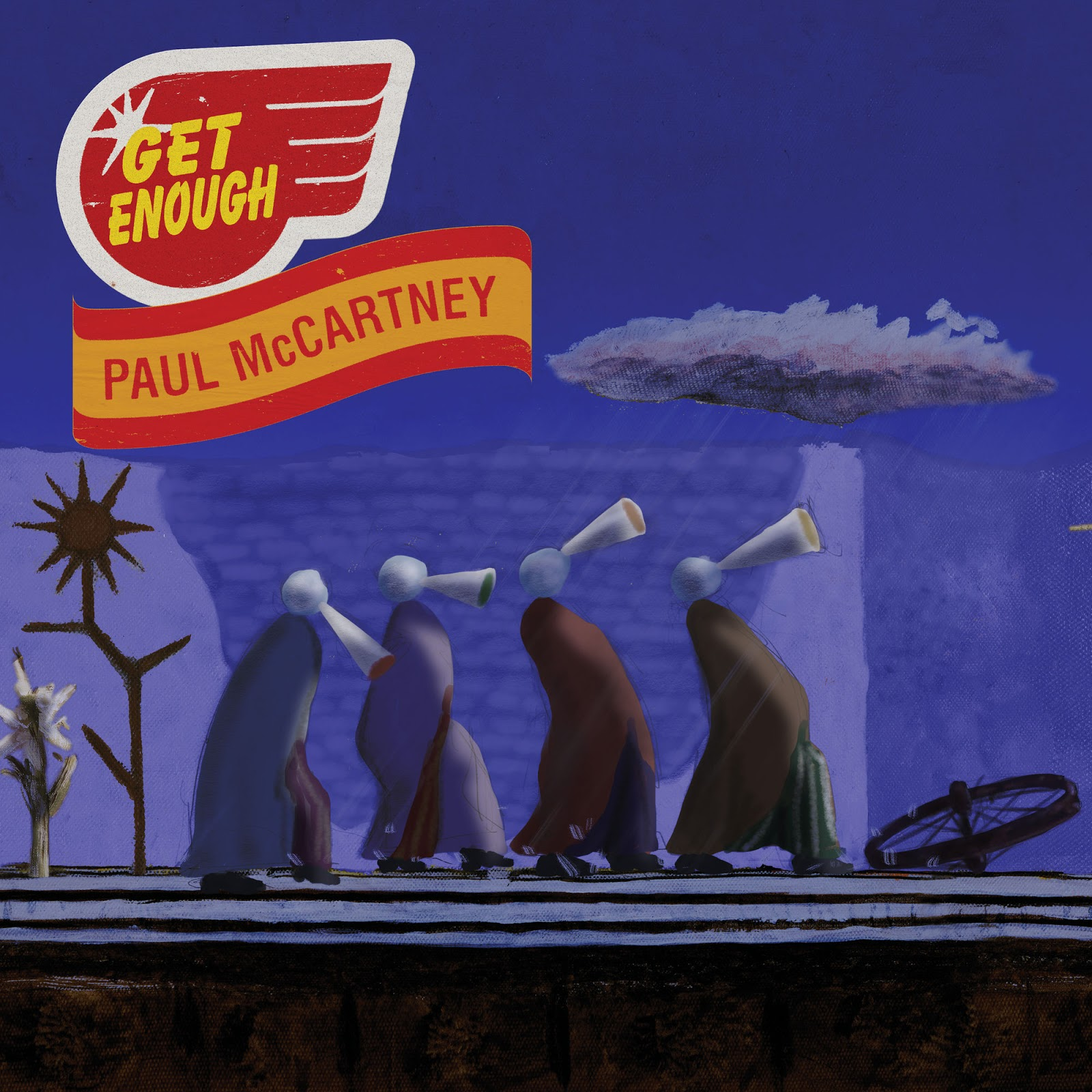 "De surpresa, Paul McCartney lança nova música; ouça ""Get Enough"""