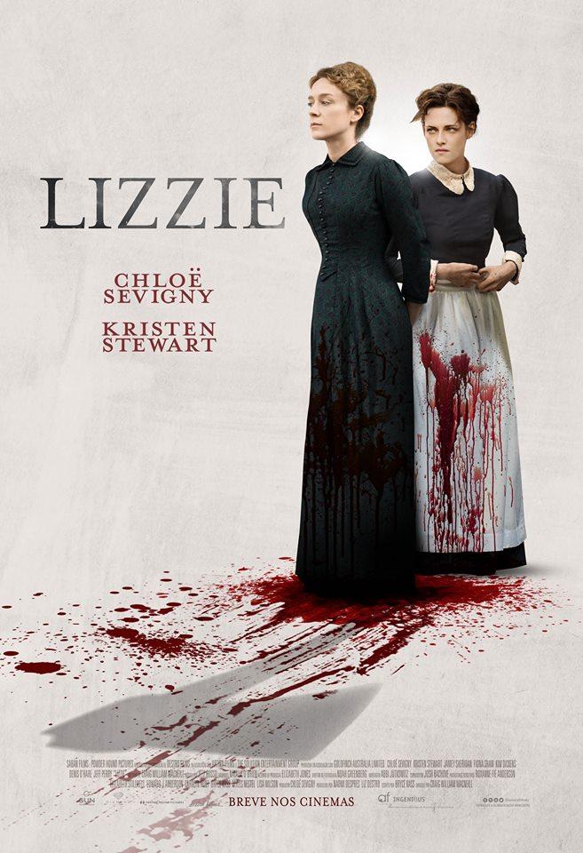 Poster de Lizzie