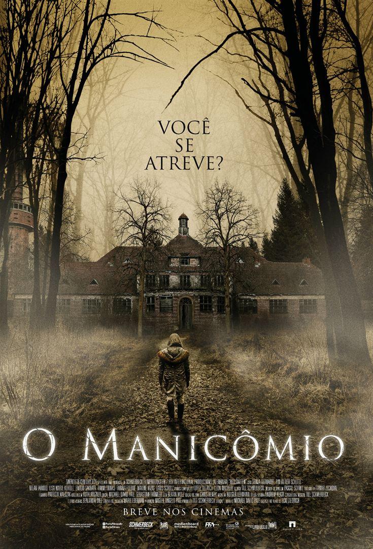 Poster de O Manicômio