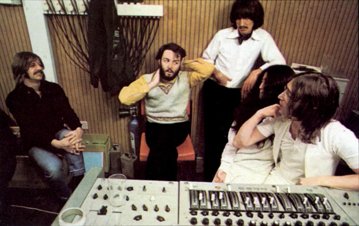 Novo filme sobre os Beatles terá cerca de 55 horas de filmagens inéditas no estúdio