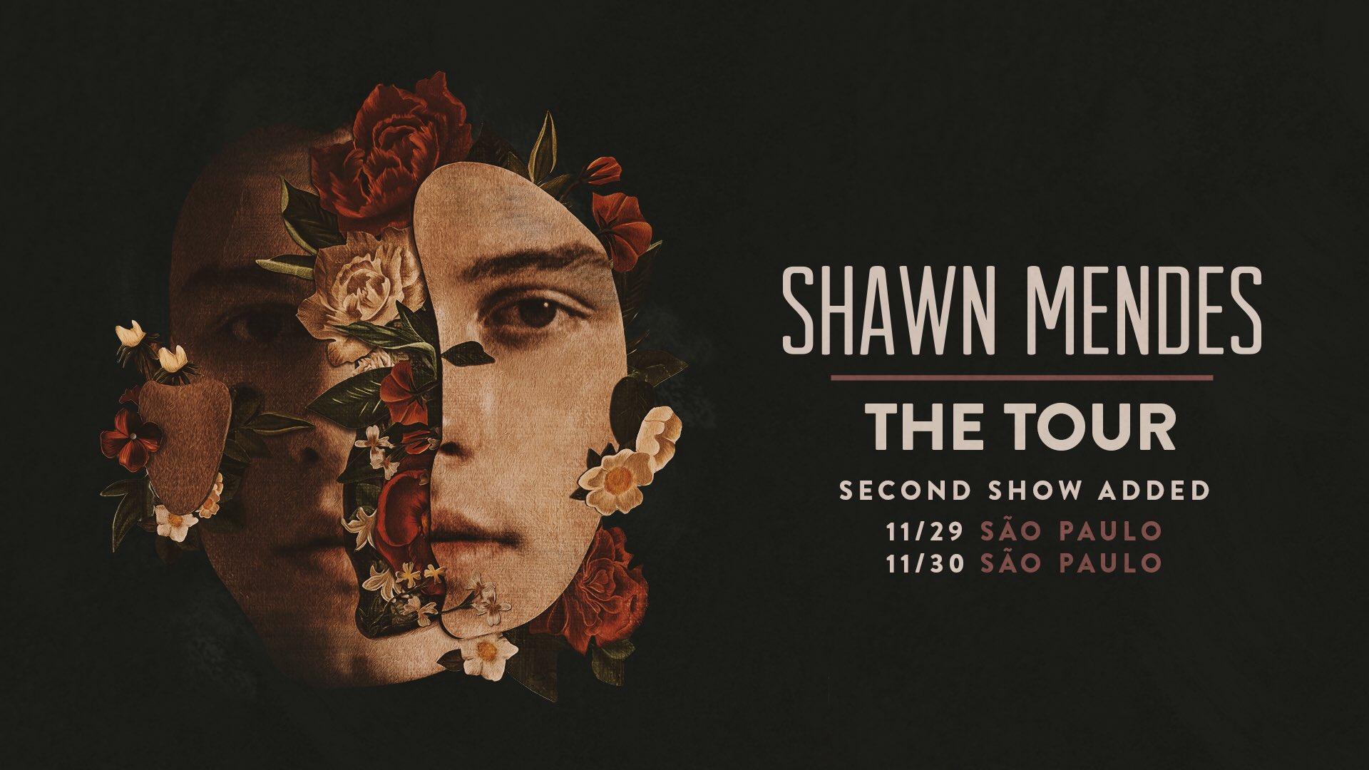 Shawn Mendes confirma show extra no Brasil; veja detalhes sobre ingressos