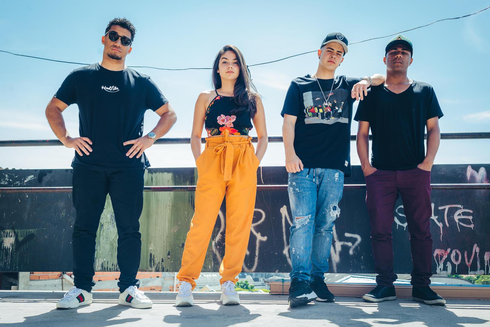 Conheça o elenco de Sintonia, série brasileira da Netflix criada por KondZilla