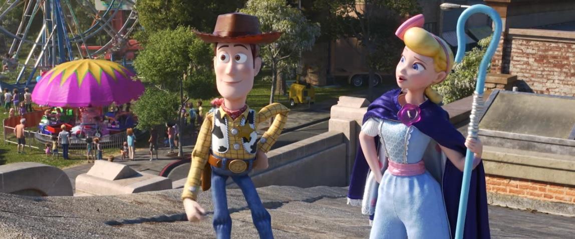 Toy Story 4 | Novo teaser mostra brinquedos em parque de diversão